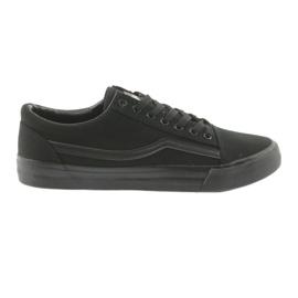 Zwarte DK AlaVans sneakers