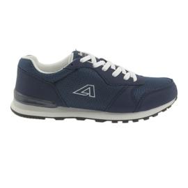 American Club 12 blauwe sportschoenen marine
