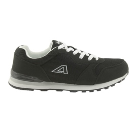 American Club 12 sportschoenen zwart