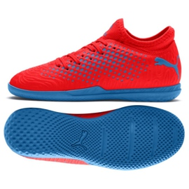 Binnenschoenen Puma Future 19.4 It Jr 105559 01 rood rood