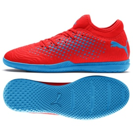 Binnenschoenen Puma Future 19.4 It M 105549 01 rood rood