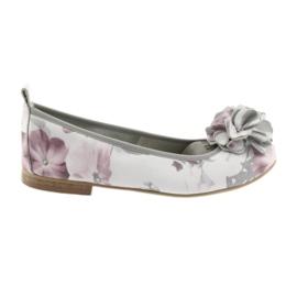 Dames ballerina's bloemen Gianmarko 92/82