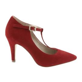 Damesschoenen rood Caprice 24400