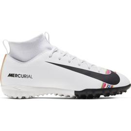 Nike Mercurial Superfly X 6 Academy Tf Jr AJ3112-109 voetbalschoenen