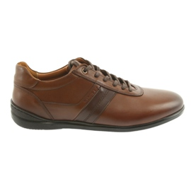 Badura 3707 bruine sportschoenen