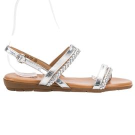 Cm Paris grijs Casual sandalen