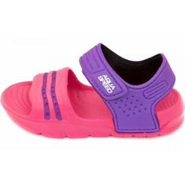 Aqua-speed sandalen Noli roze paars col.39
