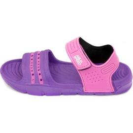 Sandals Aqua-speed Noli paars roze Kids col. 93