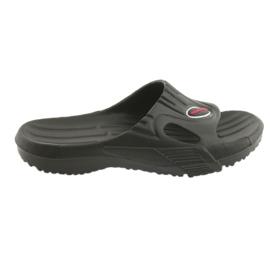 Aqua-Speed Arizona U Slippers U zwart