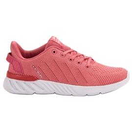 Ax Boxing Lichte sportschoenen roze