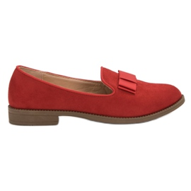 Comer Suede Lords rood