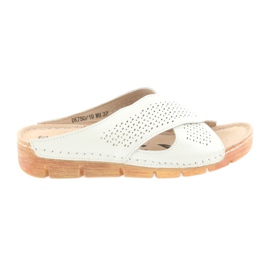 Slippers On the Pearl Platform Filippo 750