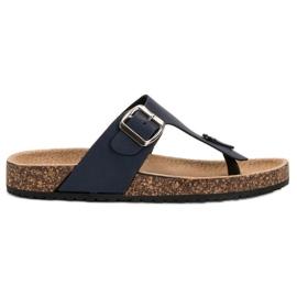 Seastar Comfortabele flip-flops marine
