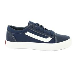 AlaVans Atletico 18081 marine gebonden sneakers