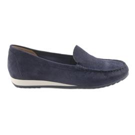 Loafers Caprice 24211 marine