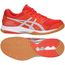 Volleybalschoenen Asics Gel Rocket 8 M B706Y-0693