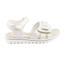 Sandalen witte parel American Club GC25