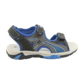 Sandałki chłopięce sportowe American Club RL22 marine / koninklijk