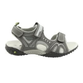 Sandals jongens American Club RL18 grijs