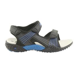 American Club HL15 jongens sandalen zwart