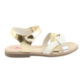 Sandals metalen meisjes American Club GC23