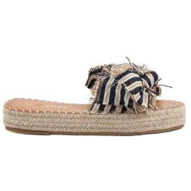 Seastar Slippers met riemen