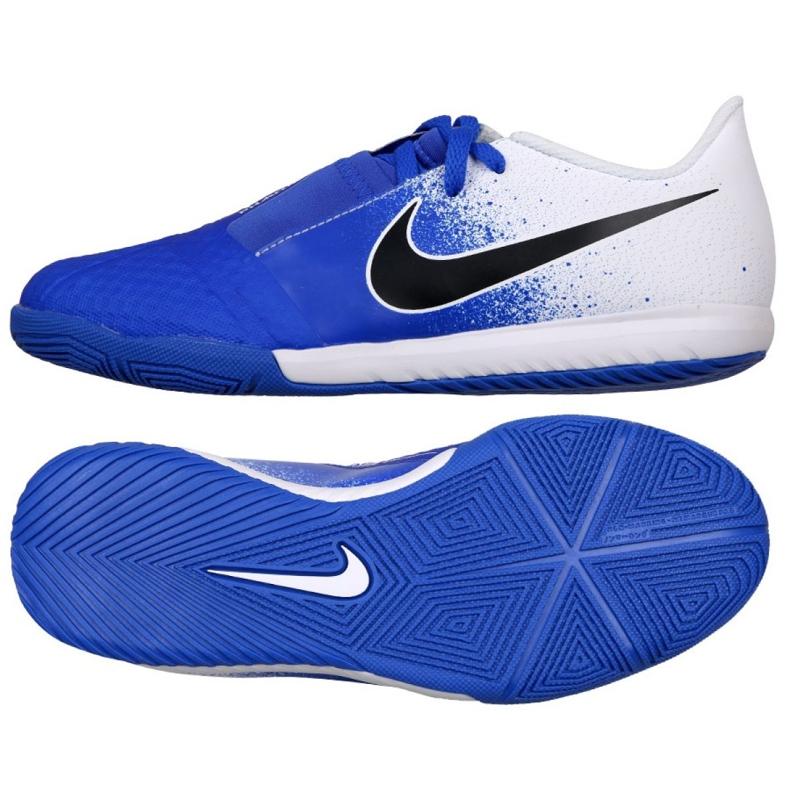 Binnenschoenen Nike Phantom Venom Academy Ic Jr AO0372-104 blauw wit, blauw
