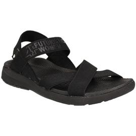 4F sandalen W H4L19-SAD002 20S zwart