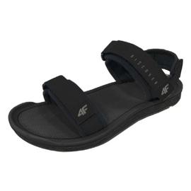Sandalen 4F M H4L19-SAM001 20S zwart