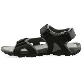 Sandalen 4F M H4L19-SAM003 20S zwart