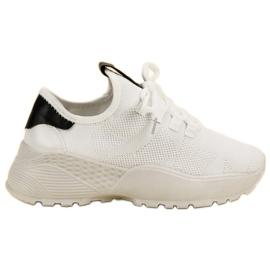 Textiel Sportschoenen VICES wit