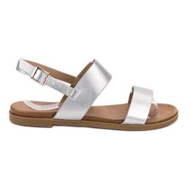 Primavera grijs Casual sandalen