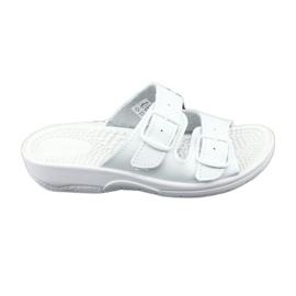 Slippers witte gezondheid Comfooty Nadia