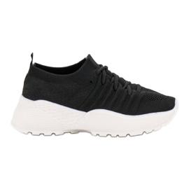 Sleuven VICES Sneakers zwart