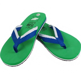 Slippers 4F M H4L19 KLM002 41S groen