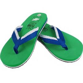 Slippers 4F M H4L19 KLM002 41S groen