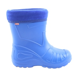 Blauw Befado kinderschoenen galoskie-chabrowy 162P106