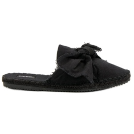 Zwart Ingebouwde VICES-slippers