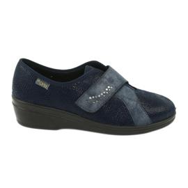 Blauw Befado damesschoenen pu 032D001