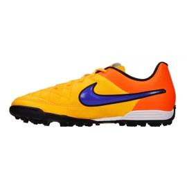 Voetbalschoenen Nike Tiempo Rio Ii Tf Jr 631524-858