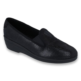 Befado zwart Overweldig damesschoenen pu 035D002