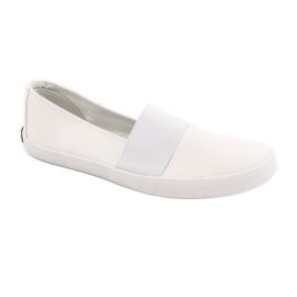 Wit Sneakers dames American Club sneakers