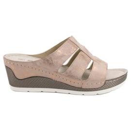 Goodin roze Flip Flops