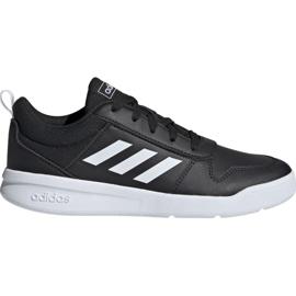 Zwart Adidas Tensaur K Jr. EF1084 schoenen
