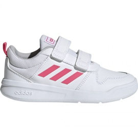 Wit Adidas Tensaur C EF1097 schoenen