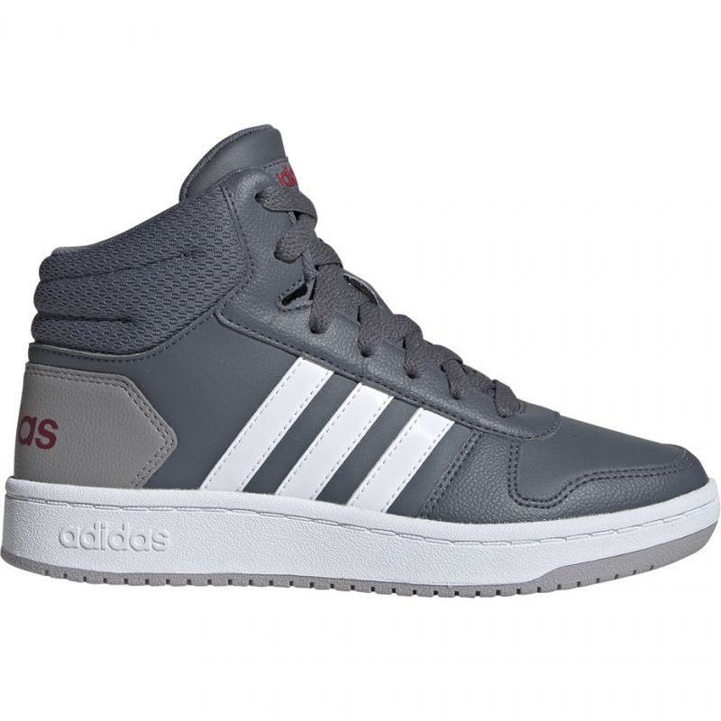 Adidas Hoops Mid 2.0 Junior schoenen