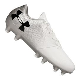 Under Armour Magnetico Select Fg Jr 3000122-100 voetbalschoenen