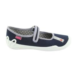 Befado marineblauw schoenen 114Y317