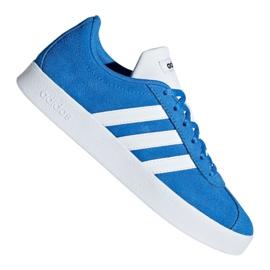Blauw Adidas Vl Court 2.0 Jr F36376 schoenen