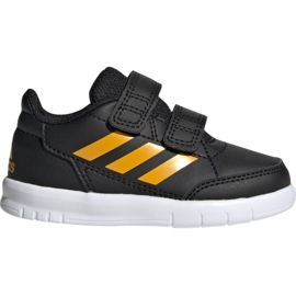 Zwart Adidas AltaSport Cf I G27107 schoenen